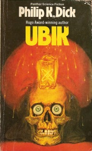 Ubik by Philip K Dick