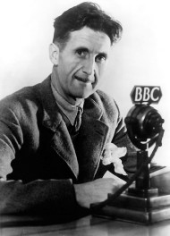 The origins of Orwell's 1984