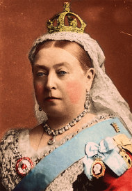 Did Queen Victoria have a German accent?
