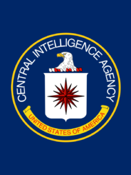 I never thought I'd apologize to the CIA but . . .